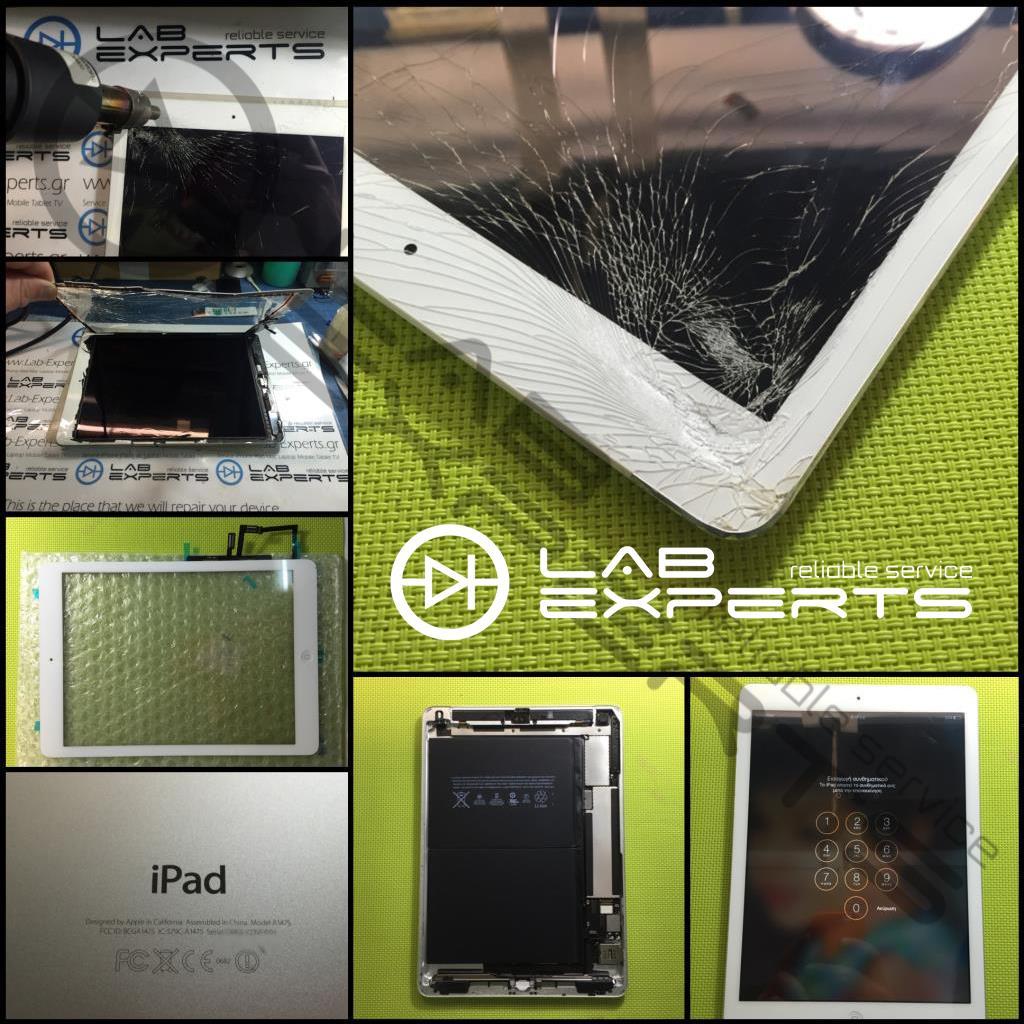Επισκευή σε Apple iPad Air Λευκό