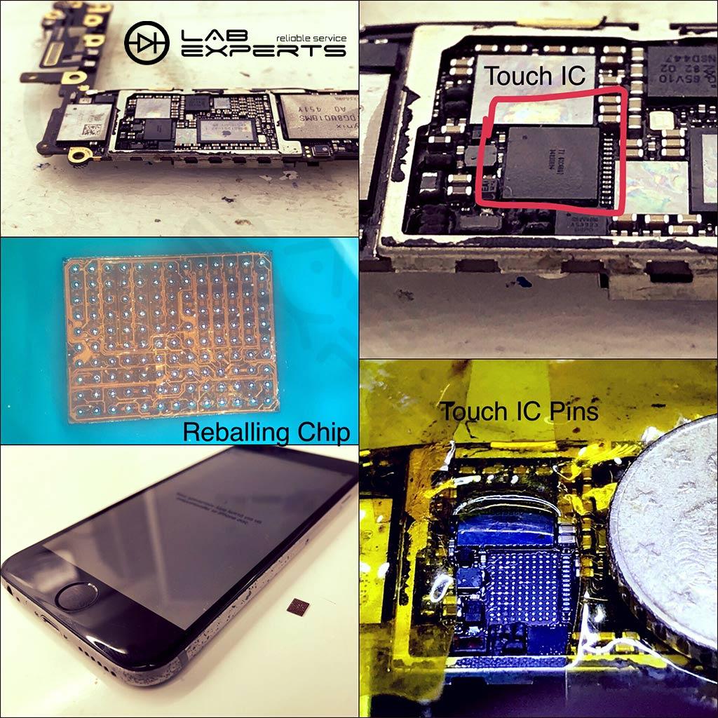 Δεν έχει αφή το iPhone 6? Το επισκευάζουμε!