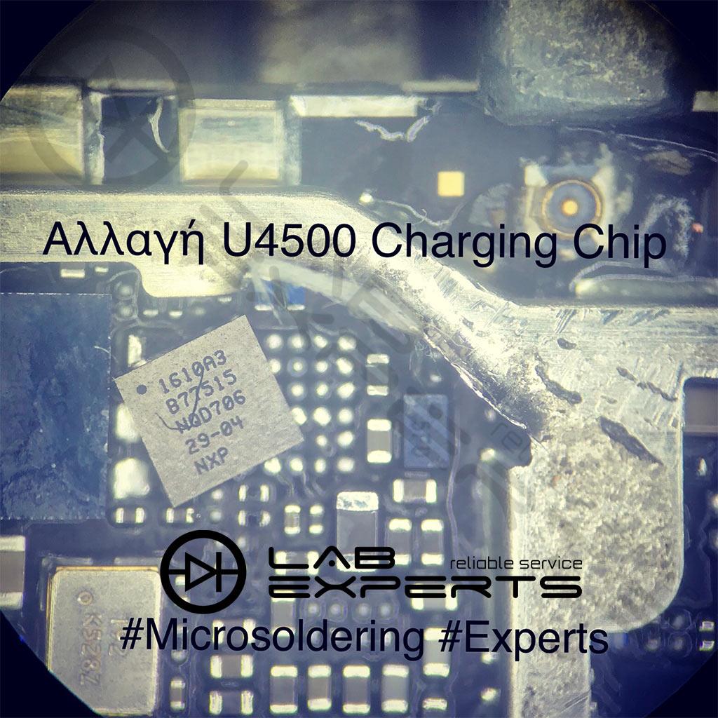 Επισκευή 'U2' Chip Φόρτισης σε iPhone 6s