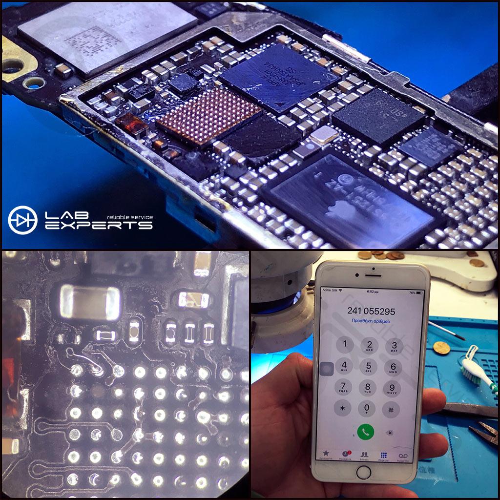Οδηγός επισκευής αφής σε iPhone 6 Plus